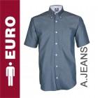 euro azul jeans