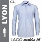 Camisa Lyon Caballero Lago