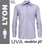 Camisa Lyon Caballero Uva