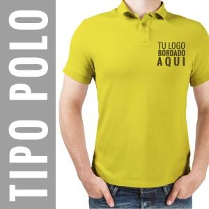 Playeras Tipo Polo