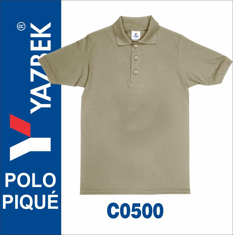 ... Playera Tipo Polo Yazbek Caballero ... 1135308b529cb