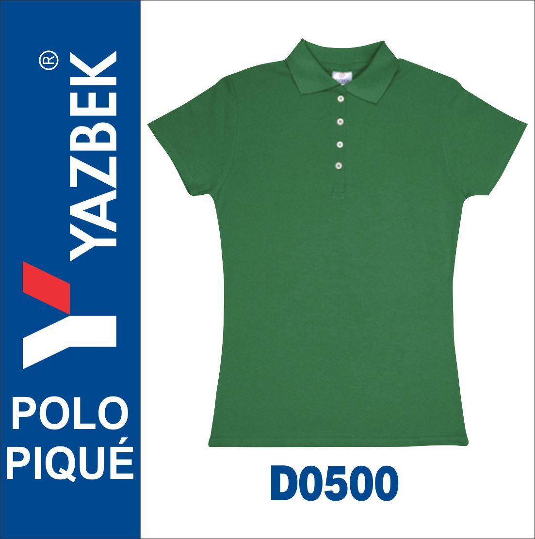 ... Playera Tipo Polo Yazbek Dama ... 932736c199fb2