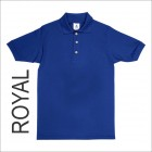 Playera Tipo Polo Yazbek Royal