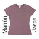 Playera Yazbek D0250 Marron Jaspe