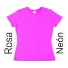 Playera Yazbek D0250 Rosa Neon