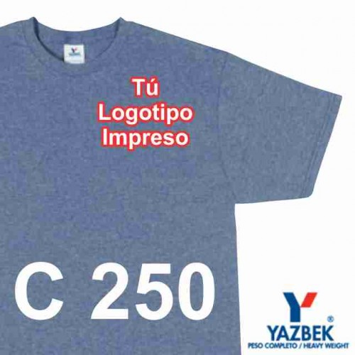 Playeras Yazbek C250