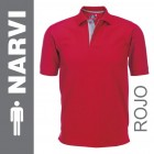 Polo Big Bang Narvi Rojo
