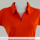 Polo Mayorka 785 Dry Wear Dama Naranja