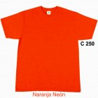 Yazbek C 250 Naranja Neon