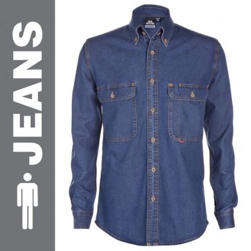 camisa jeans principal