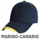 GORRA LUNA MARINO CANARIO