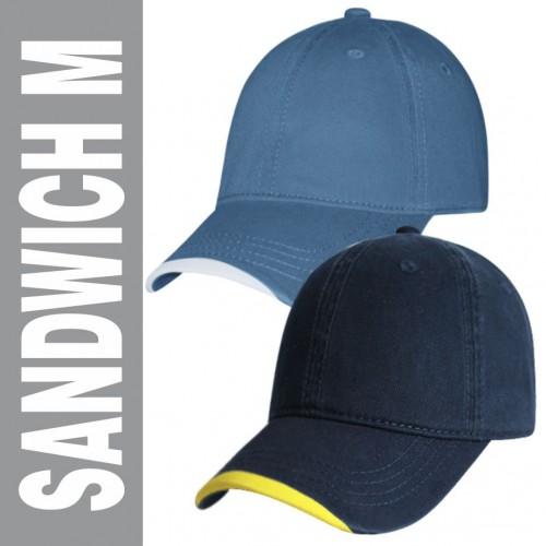 GORRA SANDWICH M PRINCIPAL