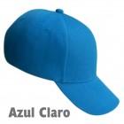 Gorra Acrilana Azul Claro