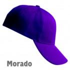 Gorra Acrilana Morado