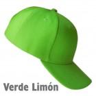 Gorra Acrilana Verde Limón