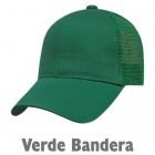 Gorra Bala Verde Bandera