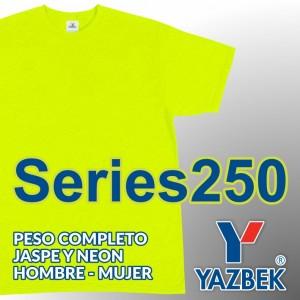 JASPE Y NEON MANGA CORTA SERIE 250