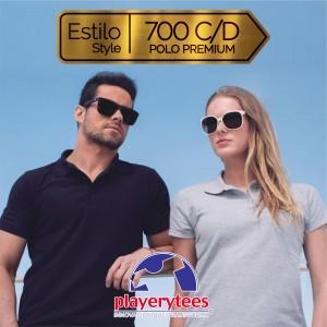 Polo Premium Estilo 700 C/D