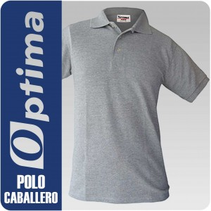 OPTIMA POLO CABALLERO