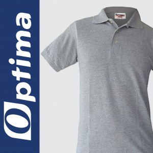 Playeras Tipo Polo Optima