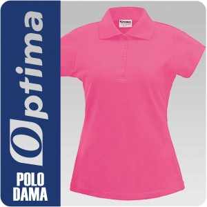6a62743b82e50 PLAYERA POLO DAMA. Playeras Tipo Polo Optima